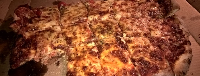 Uncle Pete's Pizza is one of Billさんのお気に入りスポット.