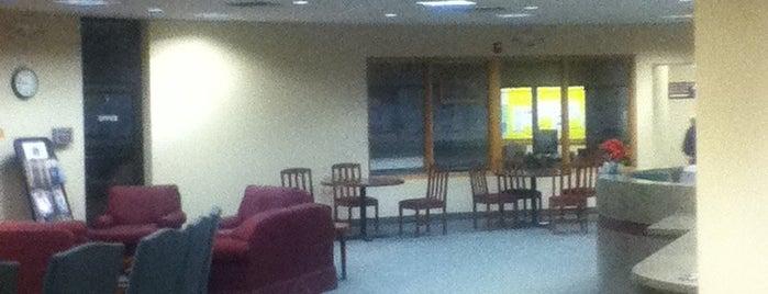 Livonia Civic Park Senior Center is one of Lugares favoritos de Andrew.