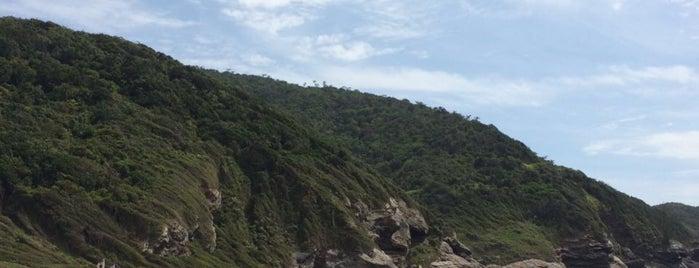 Praia de José Gonçalves is one of Búzios RJ.