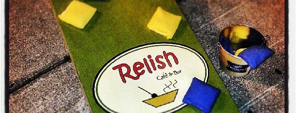 Relish Craft Kitchen & Bourbon Bar is one of Best food places.