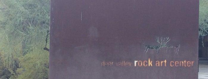 Deer Valley Rock Art Center is one of Museum's.