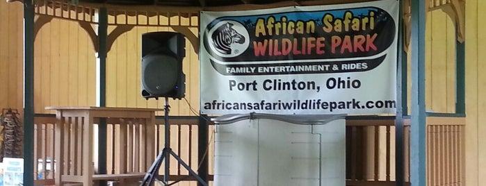 African Safari Wildlife Park is one of Orte, die Jordan gefallen.