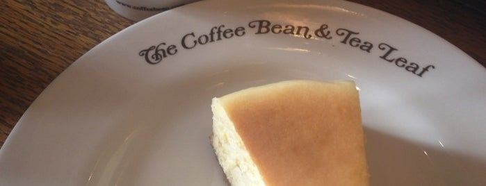 The Coffee Bean & Tea Leaf is one of Angelikaさんのお気に入りスポット.