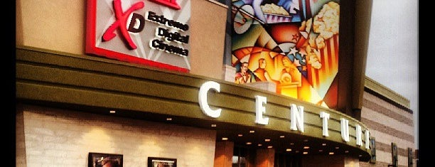 Century Theatre is one of Posti che sono piaciuti a Luna.