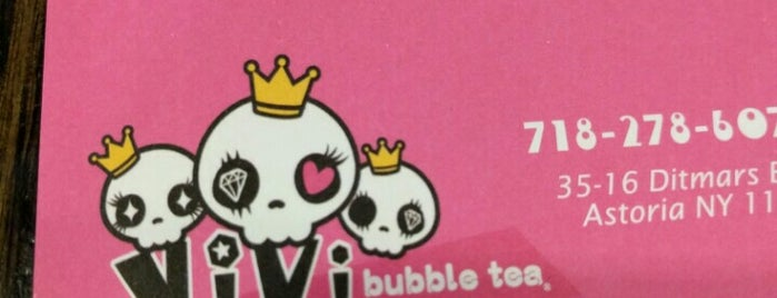 Vivi Bubble Tea is one of Patrickさんのお気に入りスポット.
