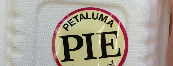 Petaluma Pie Company is one of National Pie Quest.