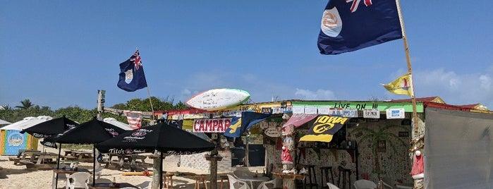 Sun Shine Shack is one of Anguilla.