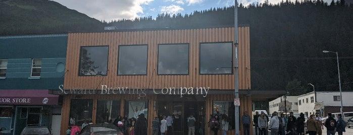 Seward Brewing Co. is one of Alaska trip.