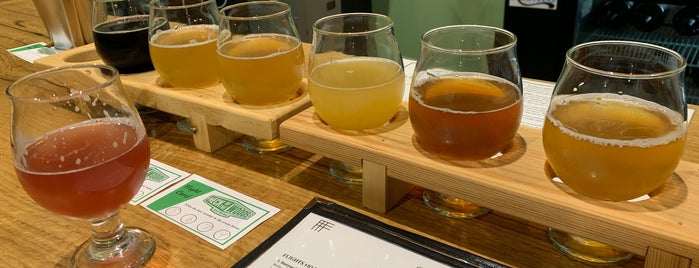 Neck Of The Woods Brewery is one of NJ Breweries.