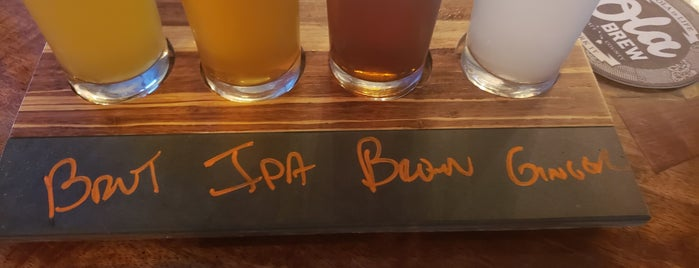 Ola Brew Co. is one of Hawaiian Island Breweries.
