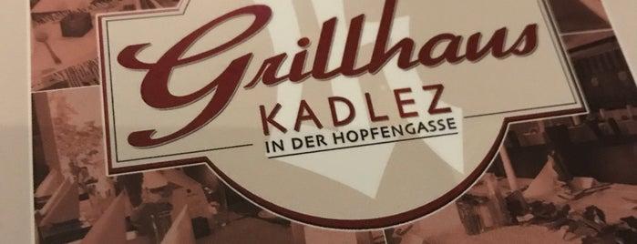Kadlez in der Hopfengasse is one of Viyana.