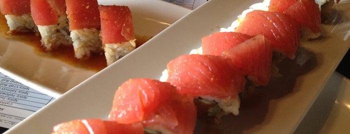 Kobe Sushi Bistro is one of Gespeicherte Orte von Colin.