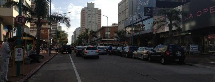 Avenida Gorlero is one of Uruguai-Punta Del Este.