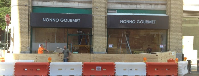 Nonno Gourmet is one of NY.
