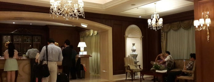 The Ritz-Carlton, Beijing 北京丽思卡尔顿酒店 is one of Condé Nast Traveler Platinum Circle 2013.