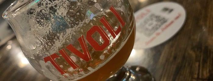 Tivoli Brewing Company is one of Denver.
