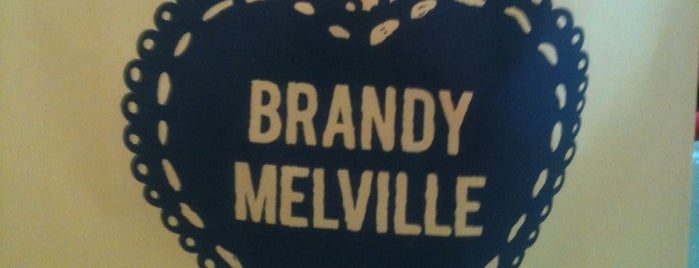 Brandy Melville is one of Contiki!.