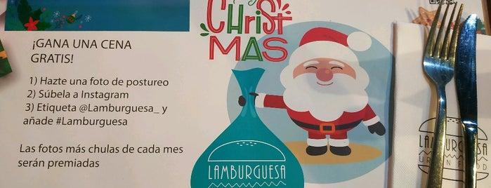 Lamburguesa is one of Parada Obligatoria.