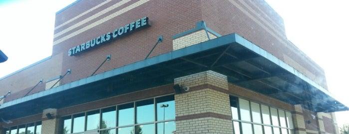 Starbucks is one of Lugares favoritos de Layla.