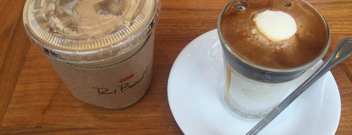 Paul Bassett is one of Cafe.
