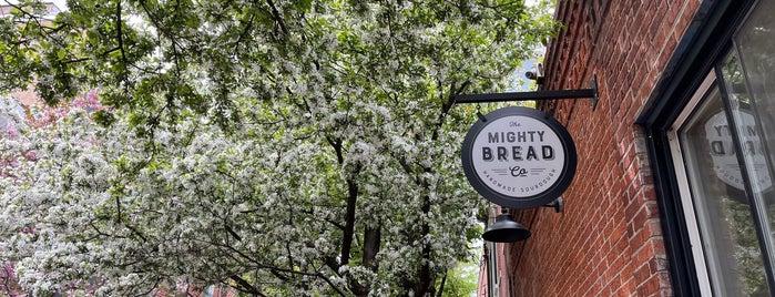 Mighty Bread Company is one of philadelphia.