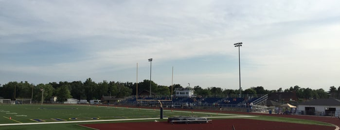 """O'Fallon Township High School is one of """"Been there, done that.""""."""