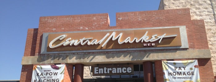 Central Market is one of ATXPlaces2GO/Things2DO.