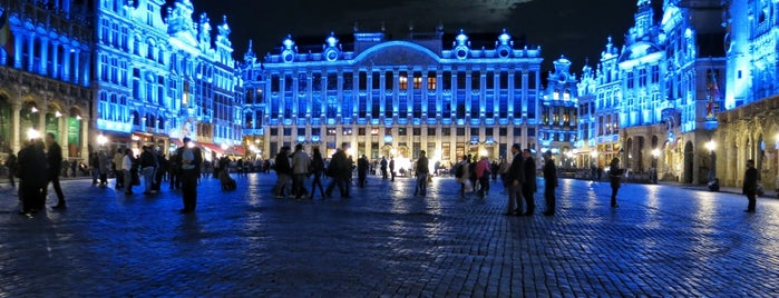 Grand Place / Grote Markt is one of My Bruxelles's best spots.