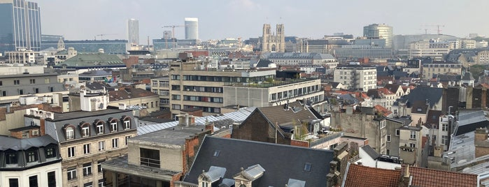 Jardin Rooftop is one of Bruxelles.