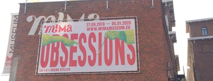 MIMA | Millennium Iconoclast Museum of Art is one of Bxl.