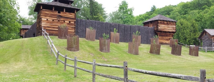 Fort Delaware County Museum is one of Around Narrowsburg.