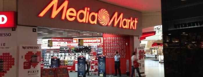 MediaMarkt is one of Lugares favoritos de Ivan.