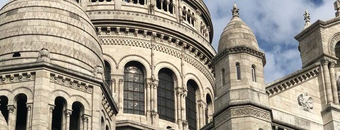 Dôme de la Basilique du Sacré-Cœur is one of Locais curtidos por Armando.