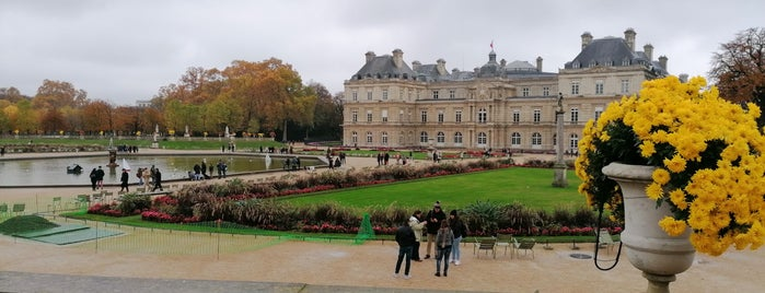 Grand Bassin du Jardin du Luxembourg is one of Paris Trip To Do's.