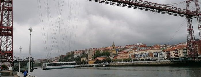 Getxo is one of Bilbao.