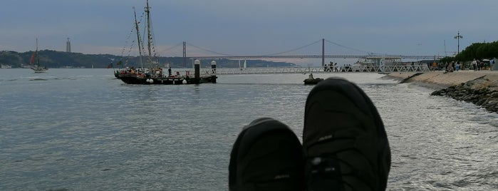 Cais do Sodré is one of Obrigado Lisbon!.