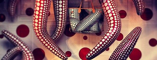 Louis Vuitton is one of Posti che sono piaciuti a Ka_Marina.