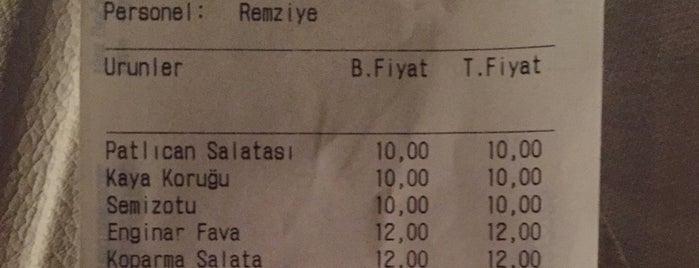 Fethiye Yengeç Restaurant is one of สถานที่ที่ Tuğçe Almila ถูกใจ.