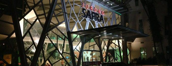SAFRA Jurong is one of Lugares favoritos de Ben.