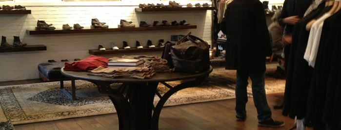 John Varvatos SoHo is one of Shopping.