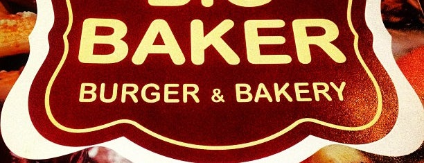 Big Baker is one of Locais salvos de Aydın.