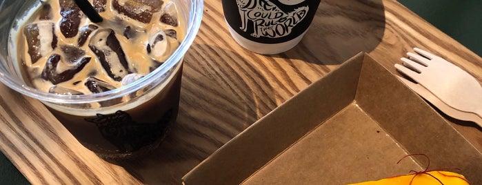 Black Sugar Coffee is one of Hong Kong, China.
