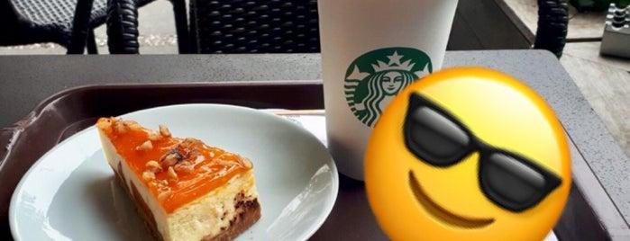 Starbucks is one of Sertan : понравившиеся места.