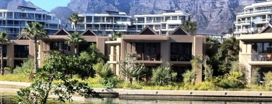 One&Only Cape Town is one of Lugares favoritos de Noura.