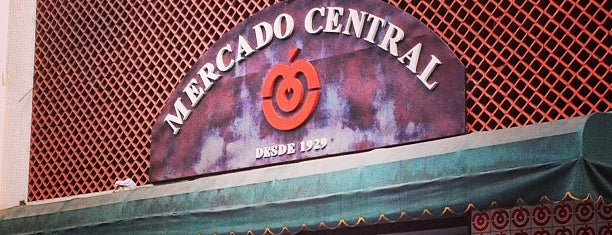 Mercado Central is one of beta ;-;.