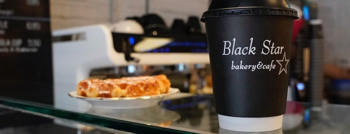 Black Star Bakery is one of New York City.