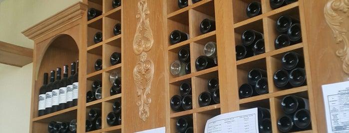 Şarap bağları