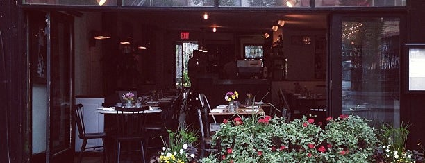 The Cleveland is one of NYC Restaurants: To Go Pt. 3.