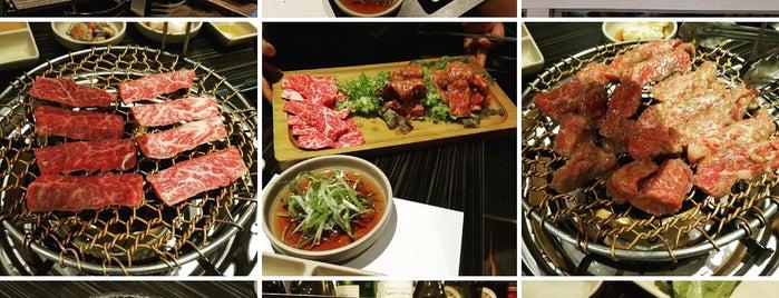 Don's Bogam Korean BBQ & Wine is one of Posti salvati di Rachel.