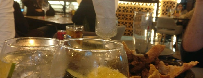 Piso Cuatro is one of Restaurantes probados.